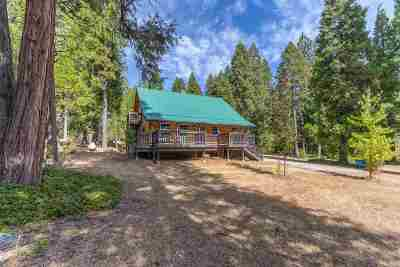Pioneer Single Family Home For Sale: 27495 Highway 88