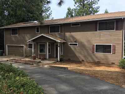 Pioneer Single Family Home For Sale: 14601 Raven Road