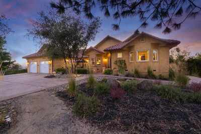Sutter Creek CA Single Family Home For Sale: $849,000