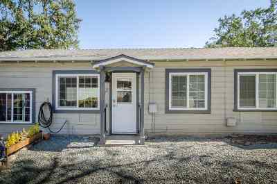 Sutter Creek CA Multi Family Home For Sale: $599,000