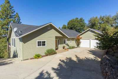 Sutter Creek CA Single Family Home For Sale: $549,000