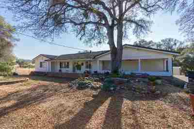 Plymouth Single Family Home For Sale: 6550 Old Sacramento Road
