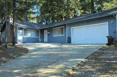 Pioneer Single Family Home For Sale: 18132 N Meadow Drive