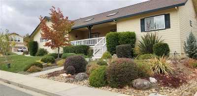 Jackson Single Family Home For Sale: 1590 Kilham