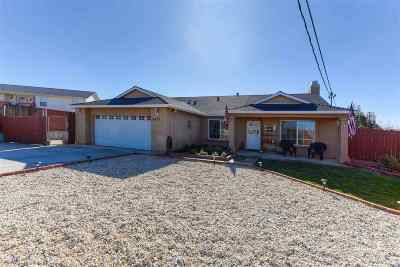 Single Family Home For Sale: 4172 Teton