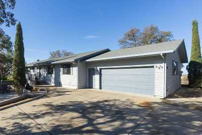Single Family Home For Sale: 3770 Camanche Parkway N