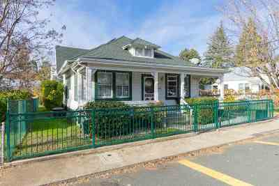 Sutter Creek Single Family Home For Sale: 99 Broad Street