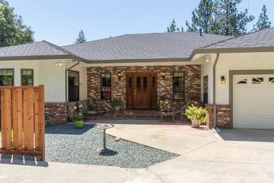 Pine Grove CA Single Family Home For Sale: $479,000