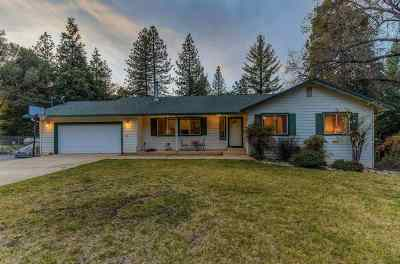 Single Family Home For Sale: 15865 Pioneer Creek Road
