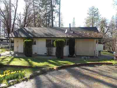 Wilseyville CA Single Family Home For Sale: $175,000