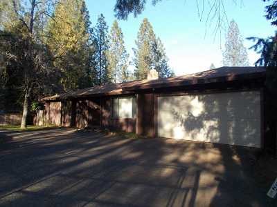 Mokelumne Hill CA Single Family Home For Sale: $247,900