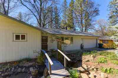 Pine Grove CA Single Family Home For Sale: $289,000
