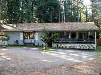 Pioneer Single Family Home For Sale: 27414 Silver Drive