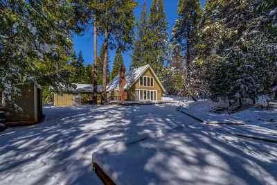 Pioneer Single Family Home For Sale: 26306 Sugar Pine Drive