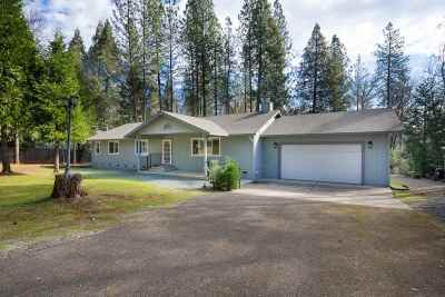 Pine Grove CA Single Family Home For Sale: $439,900