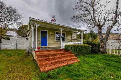 Sutter Creek Single Family Home For Sale: 50 Broad Street