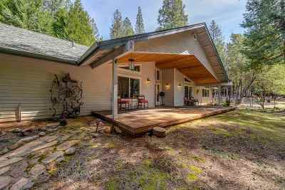 Volcano Single Family Home For Sale: 19840 Ponderosa Drive