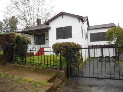 Jackson Single Family Home For Sale: 233 Hoffman Street