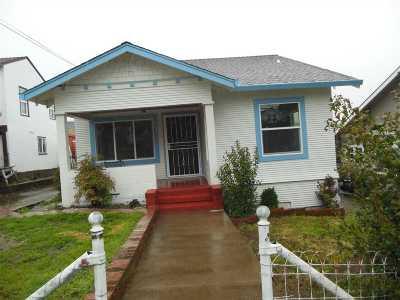 Jackson Single Family Home For Sale: 227 Hoffman Street