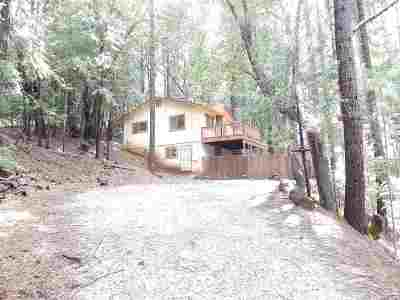 Pioneer Single Family Home For Sale: 26860 Lake Drive