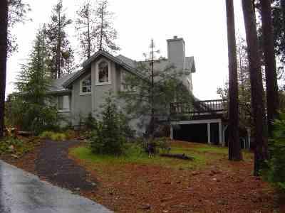 Pine Grove CA Single Family Home For Sale: $585,000