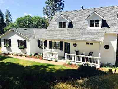 Pine Grove CA Single Family Home For Sale: $424,900