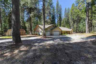Pioneer Single Family Home For Sale: 27375 Woodland Road