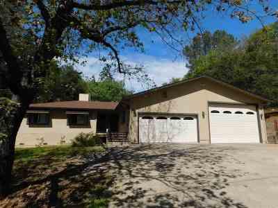 Pine Grove CA Single Family Home For Sale: $364,000
