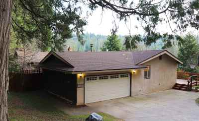 Pioneer Single Family Home For Sale: 26232 Parkwood Drive E.