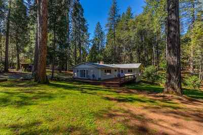 Pine Grove CA Single Family Home For Sale: $319,000