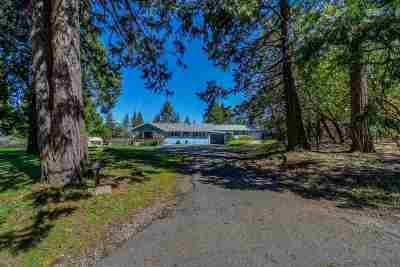 Pioneer Single Family Home For Sale: 24665 Buckhorn Ridge Rd.