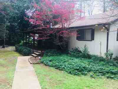 Pioneer Single Family Home For Sale: 23854 Old Madrone