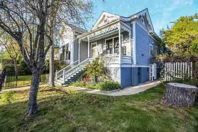 Jackson Single Family Home For Sale: 430 N Main Street