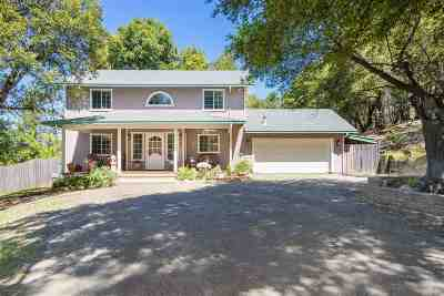 Pine Grove Single Family Home For Sale: 18301 Live Oak Court