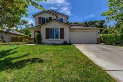 Jackson Single Family Home For Sale: 915 Ponderosa
