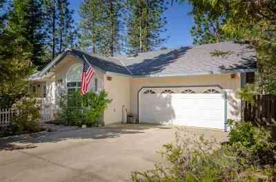 Pine Grove CA Single Family Home For Sale: $324,900