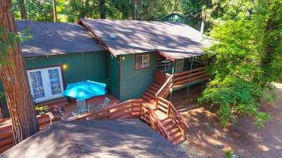 Pioneer CA Single Family Home For Sale: $275,000