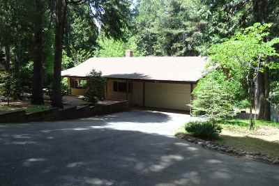 Volcano CA Single Family Home For Sale: $235,000