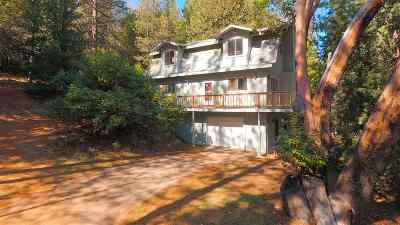 Pioneer CA Single Family Home For Sale: $260,000