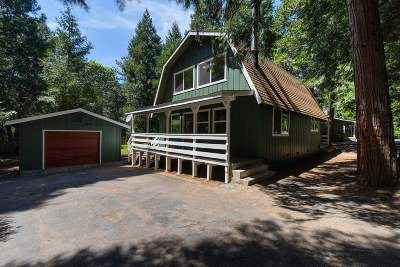 Pioneer CA Single Family Home For Sale: $265,000