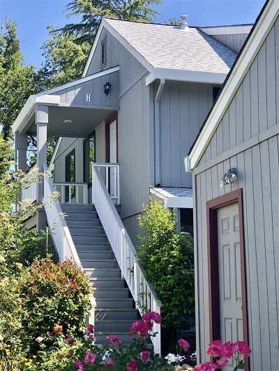 Jackson CA Single Family Home For Sale: $135,000