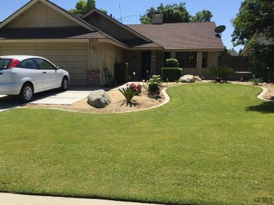 Single Family Home For Sale: 8813 District Boulevard