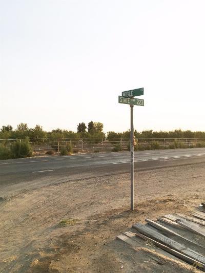 Bakersfield Farm & Ranch For Sale: Wible Road