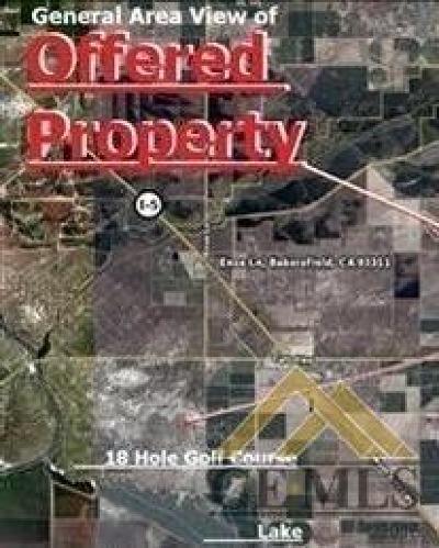 Bakersfield Farm & Ranch For Sale: Olen Avenue