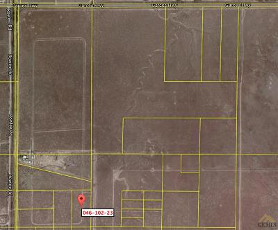 Wasco Residential Lots & Land For Sale: Garces Hwy