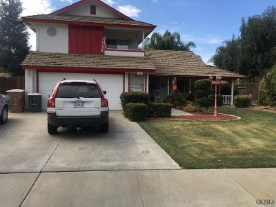 Bakersfield Single Family Home For Sale: 3809 Troutdale Court
