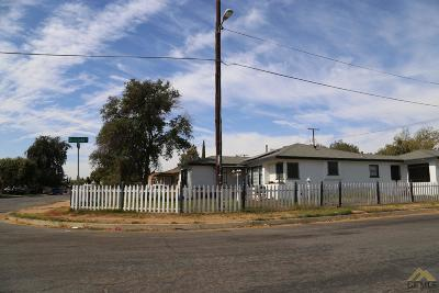 Bakersfield Single Family Home For Sale: 1200 El Tejon Avenue