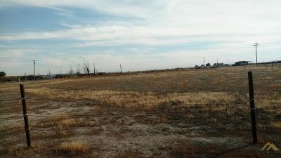 Wasco Residential Lots & Land For Sale: Apn 046-190-11