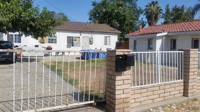 Bakersfield Multi Family Home For Sale: 1125 West Drive