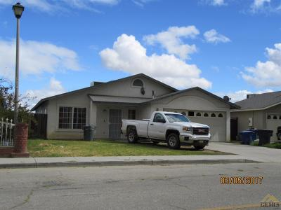 Mc Farland Single Family Home Active-Contingent: 132 10th Street
